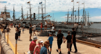 Festival of Sail Admission
