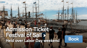 Festival of Sail Admission Tickets