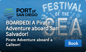 BOARDED A New Pirate Adventure aboard San Salvador