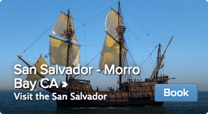 Pacific Heritage Tour - Morro Bay CA Tickets