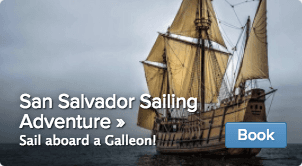 San Salvador Sailing Adventure