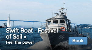 Swift Boat Festival of Sail Tickets