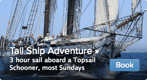 Tall Ship Adventure Sail Tickets