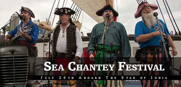 sea chantey festival