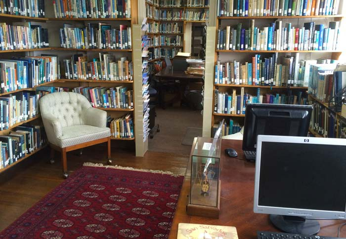 library Main Room