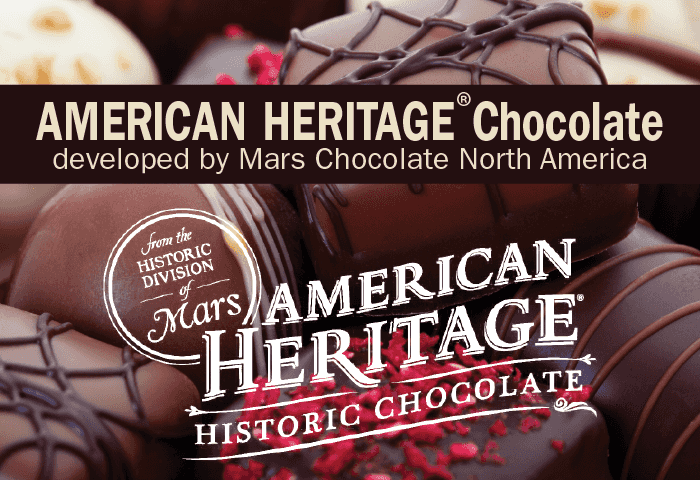 AMERICAN HERITAGE® Chocolate
