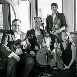 The Hausmann Quartet and the Maritime Museum of San Diego