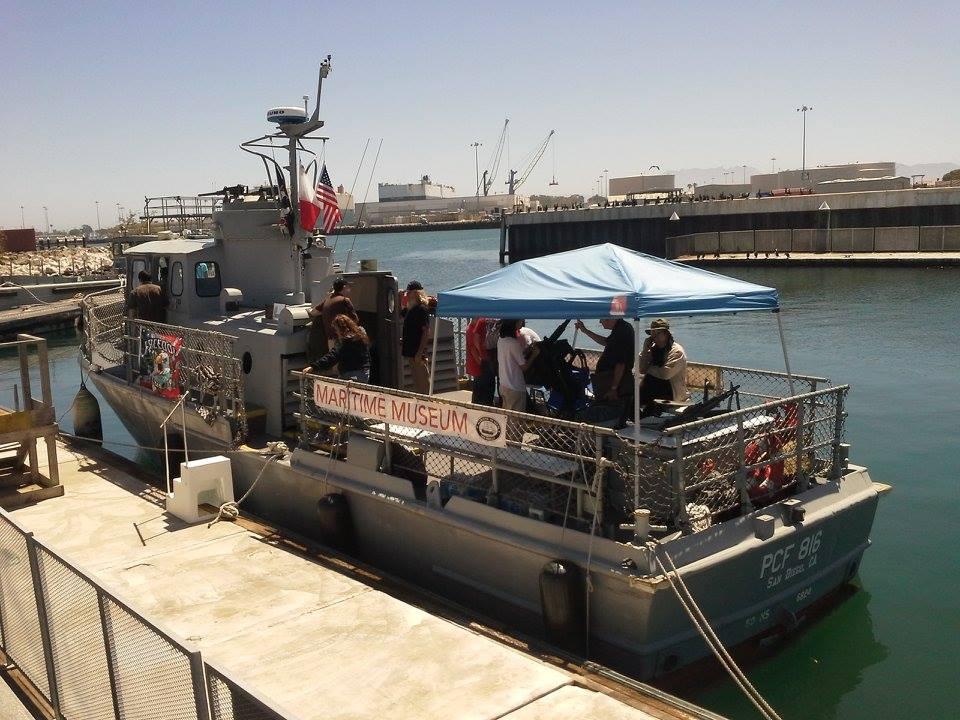 Swift Boat Coastal Cruise - Maritime Museum of San Diego