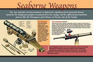 Seaborne Weapons
