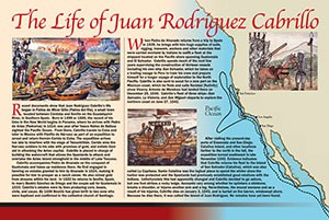 The Life Of Juan Rodriguez Cabrillo