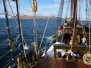 Pacific Heritage Tour - Deadhead Leg, Oxnard to Avalon