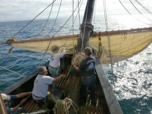 Pacific Heritage Tour - Deadhead Leg, Oxnard to Avalon