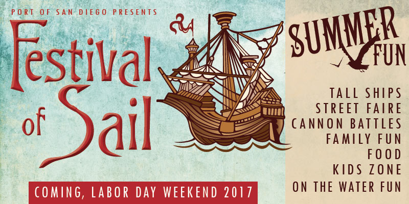 Festival of Sail 2017