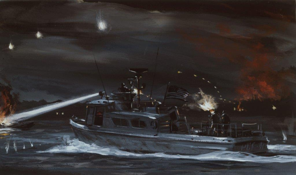Swift Boats At War In Vietnam - Maritime Museum of San Diego