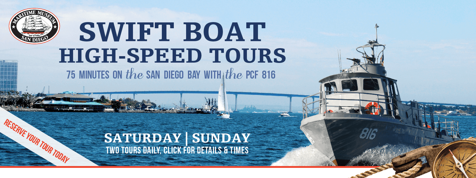 High-Speed Swift Boat Tours