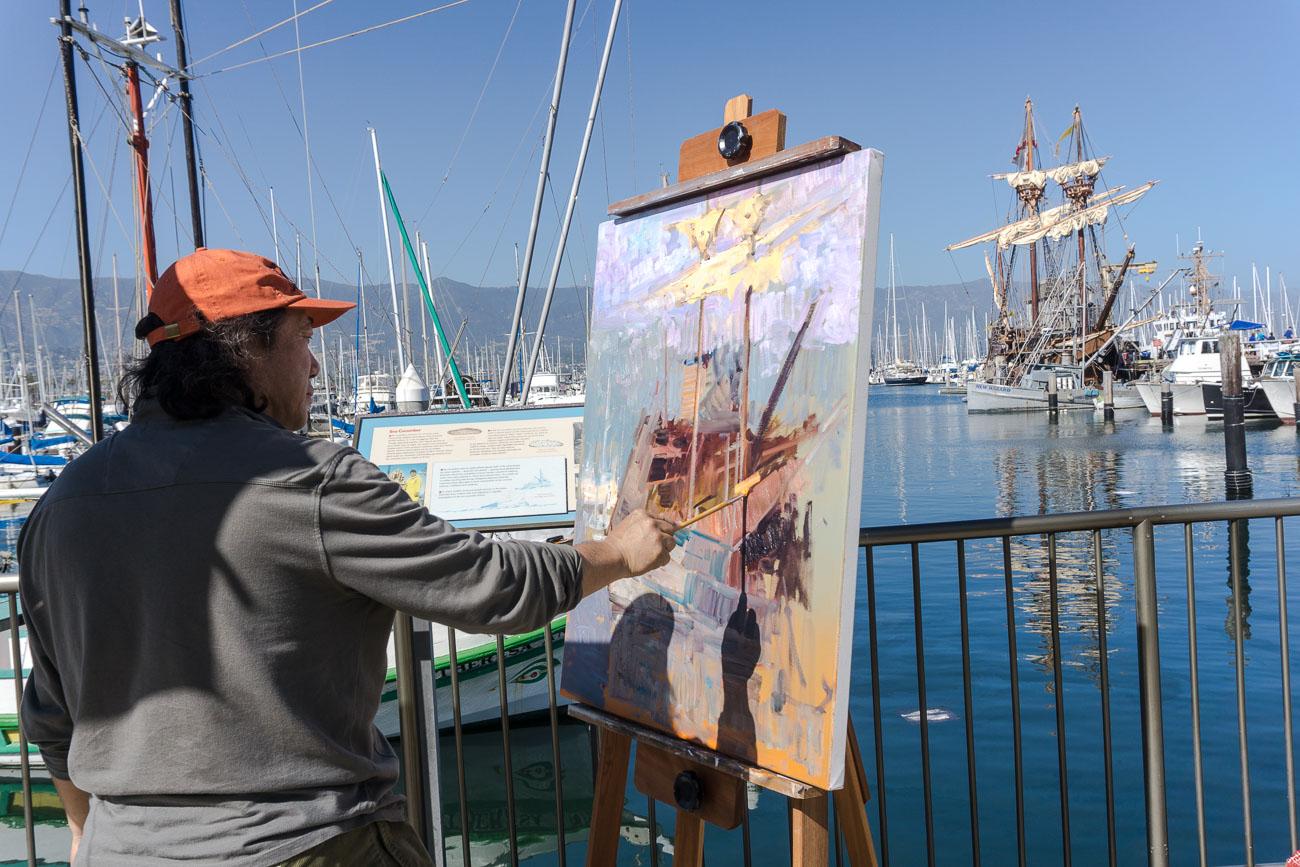 Pacific Heritage Tour 2017 Santa Barbara