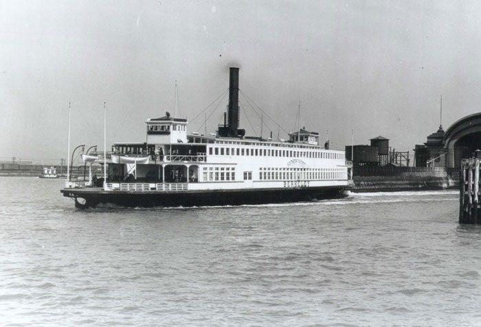 Grant Program To Preserve The Steam Ferry Berkeley