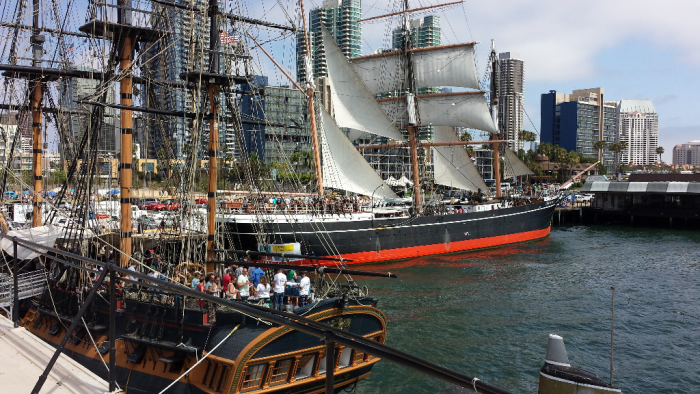 Craft Beer Festival - Maritime Museum of San Diego