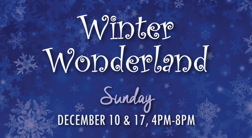 Winter Wonderland at Maritime Museum of San Diego