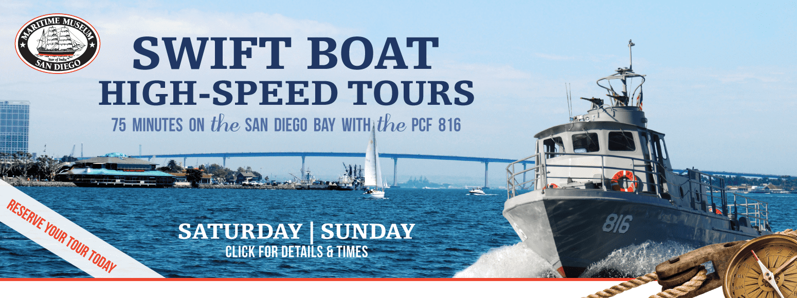 Swift Boat Tours