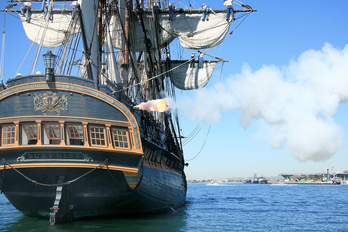 Man-of-War: Adventures Aboard A Fighting Ship - Maritime ...