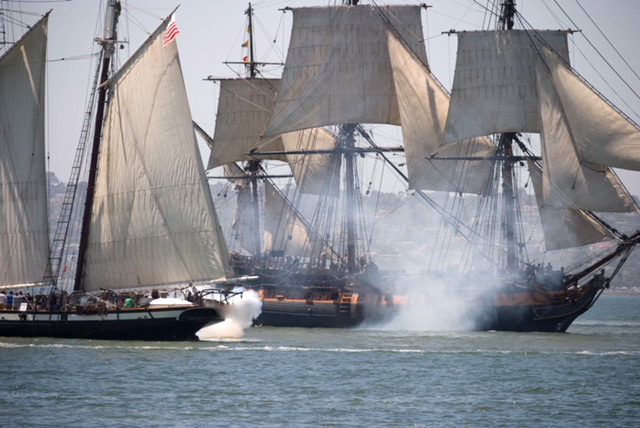 MAN-OF-WAR: ADVENTURES ABOARD A FIGHTING SHIP