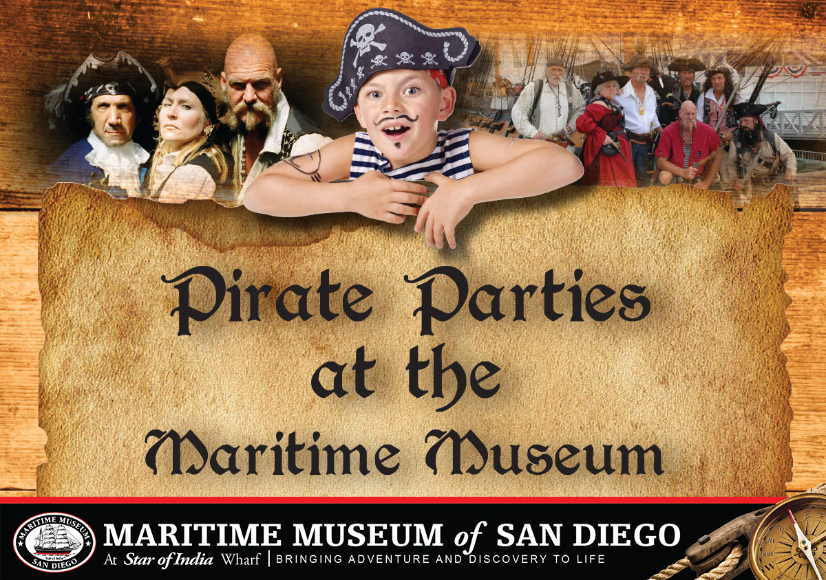 Child Pirate Parties