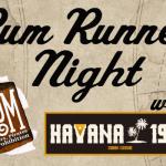 Rum Runner Night
