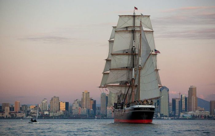 Star Companion Sail