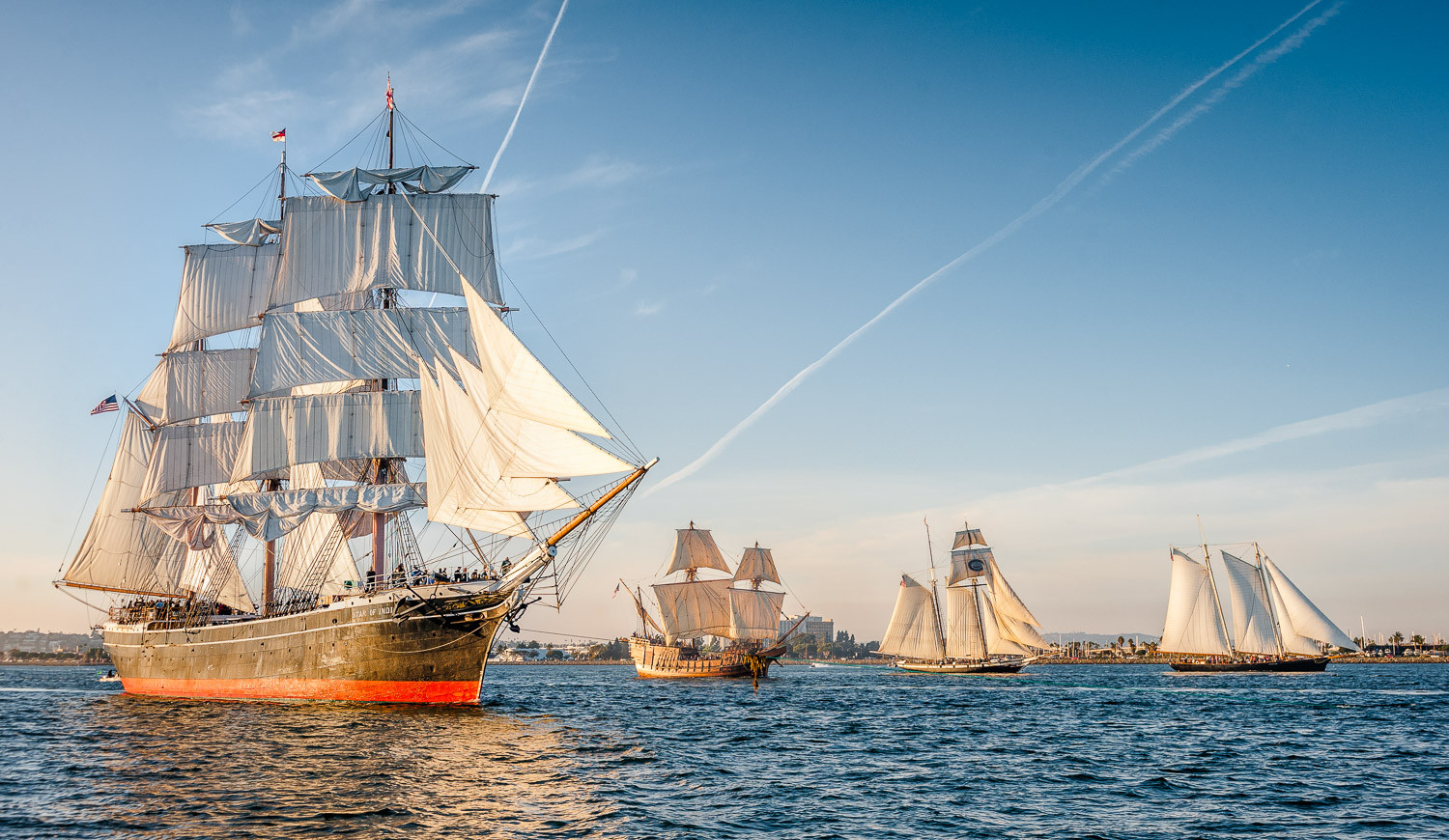 Celebrating Star Of India's 155 Years. World's Oldest Active Sailing Ship  ...