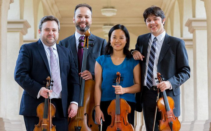 Music at the Maritime - Hausmann Quartet