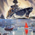 Art of the Sea and Plein Air Paintings