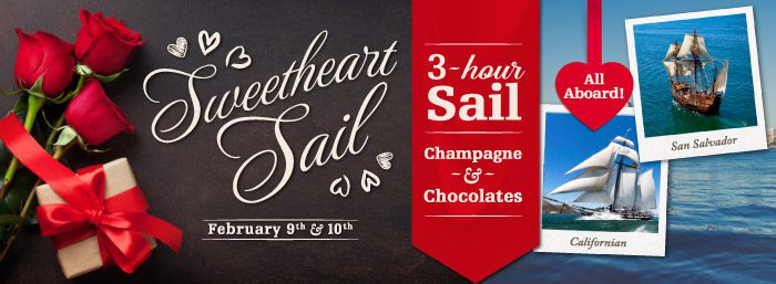 Sweetheart Sail