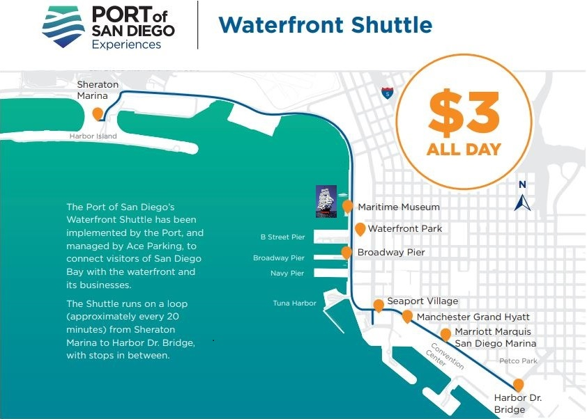 Waterfront Shuttle