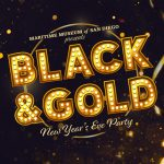 Black & Gold New Years Eve Party