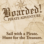 Boarded - A new pirate adventure