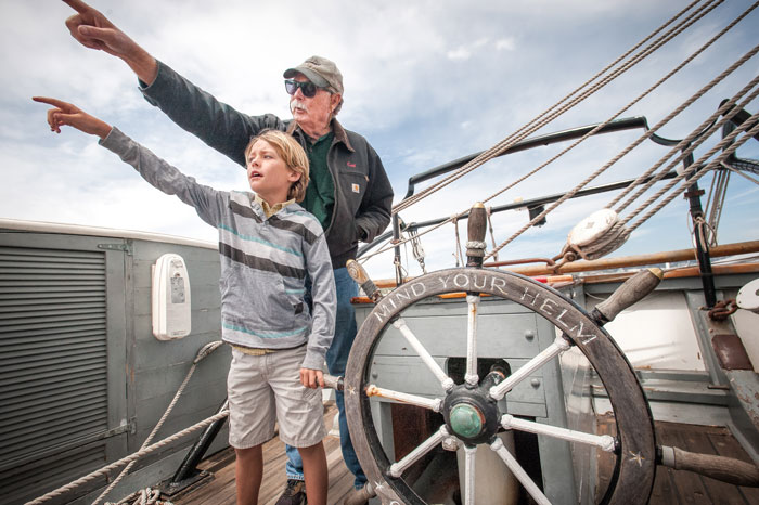 Fathers Day Sail - Maritime Museum of San Diego