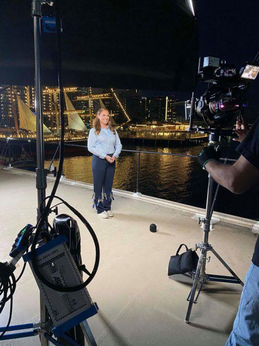 FOX 5 Big Bay Boom 2020 - Kayla Sweet