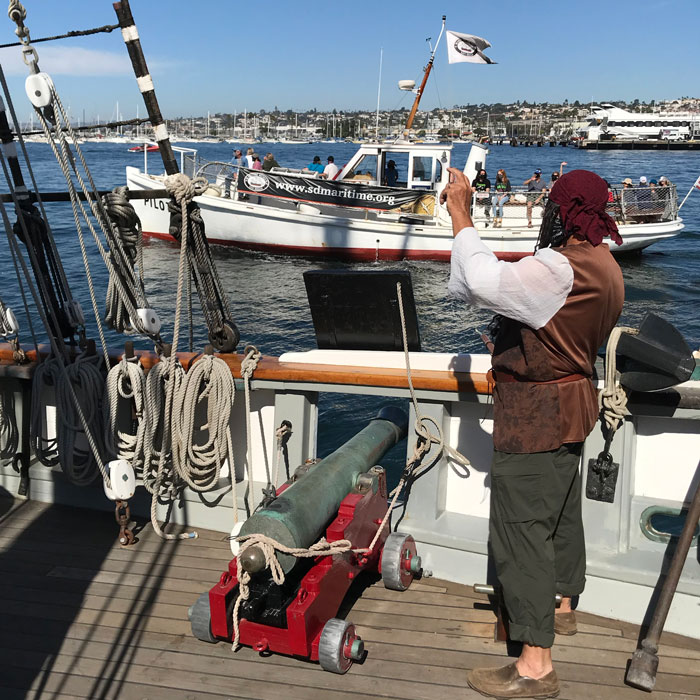 Historic Bay Cruise