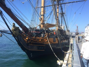 HMS Surprise is back and open