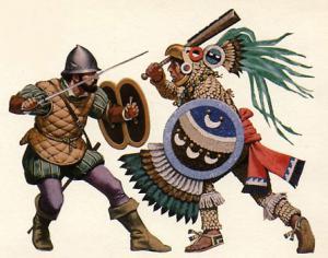 conquistadorAztec