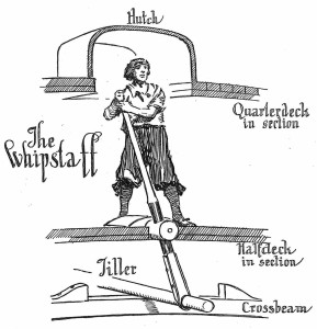 whipstaff